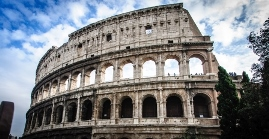 rome colisee voyage scolaire